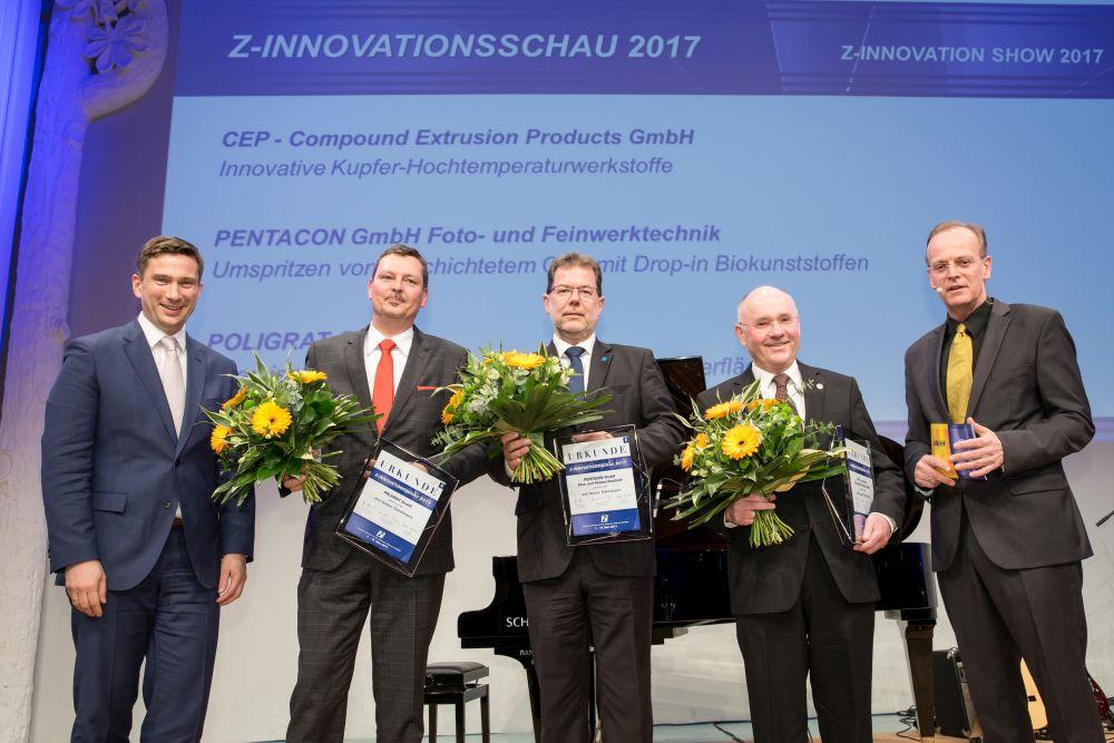 Z INTEC 2017 Innovationspreis CEP